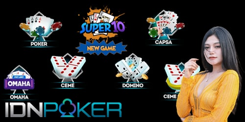 link idn poker